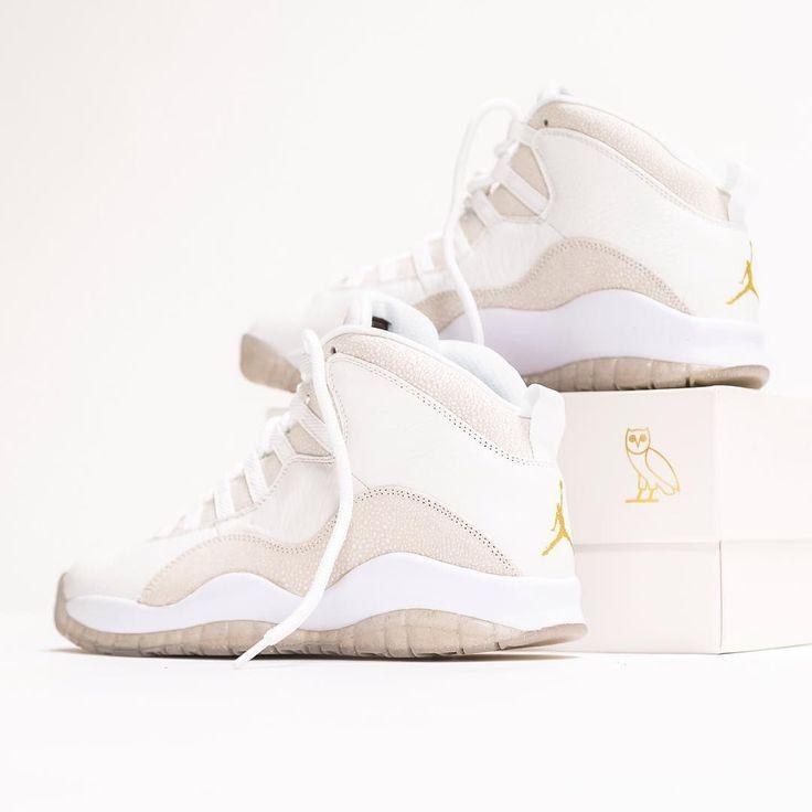 Air Jordan 10 Retro OVO I need these.