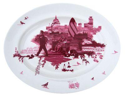 Timorous Beasties 'London Plate'
