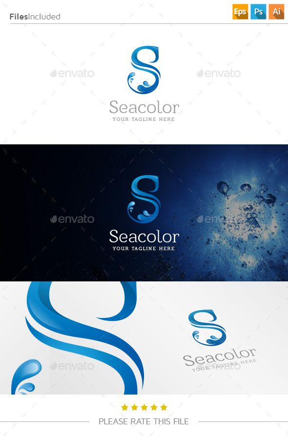 Letter S - Logo Design Template Vector #logotype Download it here: http://graphicriver.net/item/letter-s-logo/11104889?s_rank=1254?ref=nexion