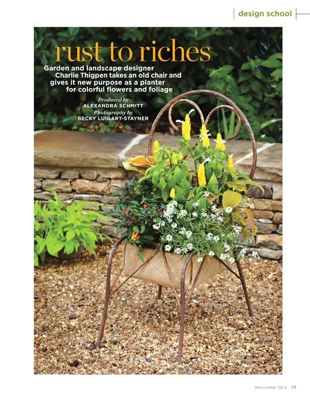 Enriching your life with flower magazine! May/June 2015 www.flowermag.com