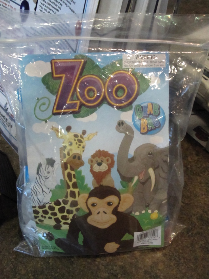 Goodie Bags at The Great Escape. Add to your party. We have large ones, full of many fun items.