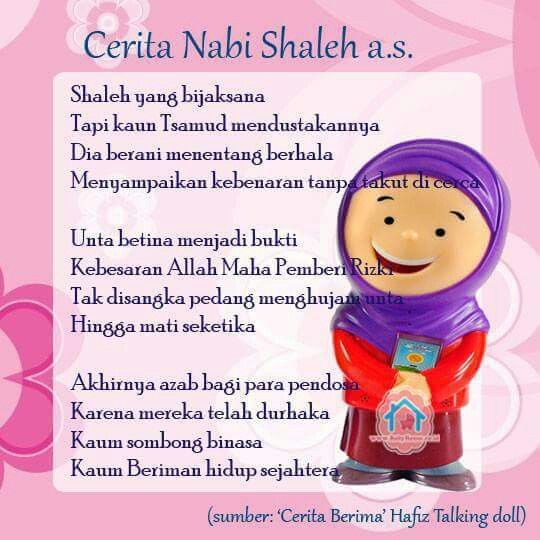 Cerita Nabi Shaleh