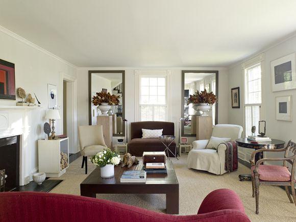 Go Inside 16 Top Designersu0027 Homes. Designer Living RoomsRoom ...