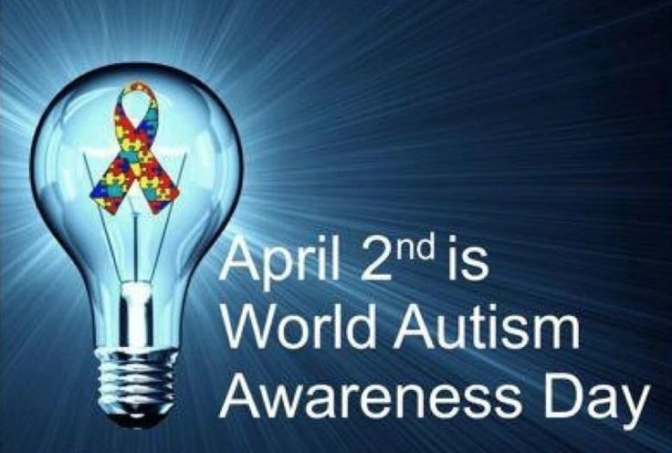 World Autism Day | Light it up Blue for World Autism Awareness Day