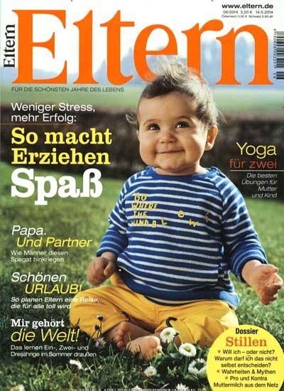 Was für ein süßer Wonneproppen :-) Gefunden in: Eltern, Nr. 06/2014