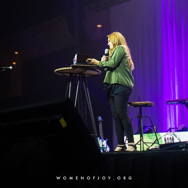 """""""When do we praise Him? Now."""" NOW to Him who is able to do immeasurably more than all we ask or imagine, according to his power that is at work within us... Wow. Thank you, Angie. Thank you for bringing to life the theme for this weekend in Branson - Immeasurably More."""