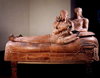 Terracotta sarcophagus married wealthy couple. Reclining position (too promiscuous a position for the & 29 best Grabmäler images on Pinterest | Art sculptures Sculptures ... islam-shia.org