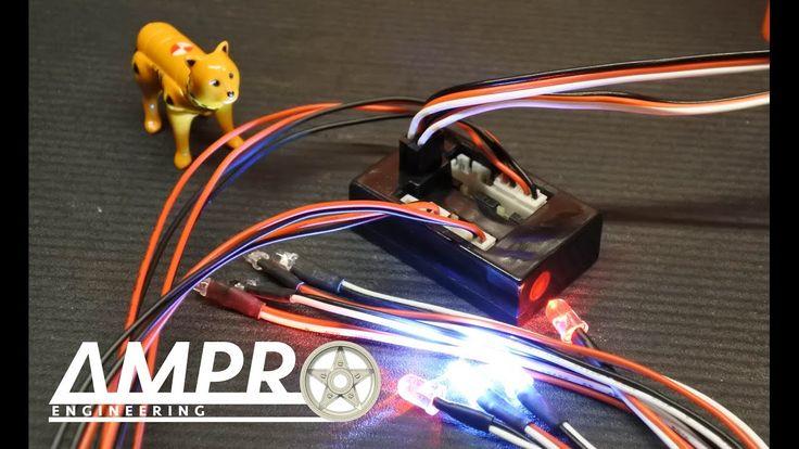 "e39: RC Car Lighting Kit Review, PART 5 - ""LED Light System"""