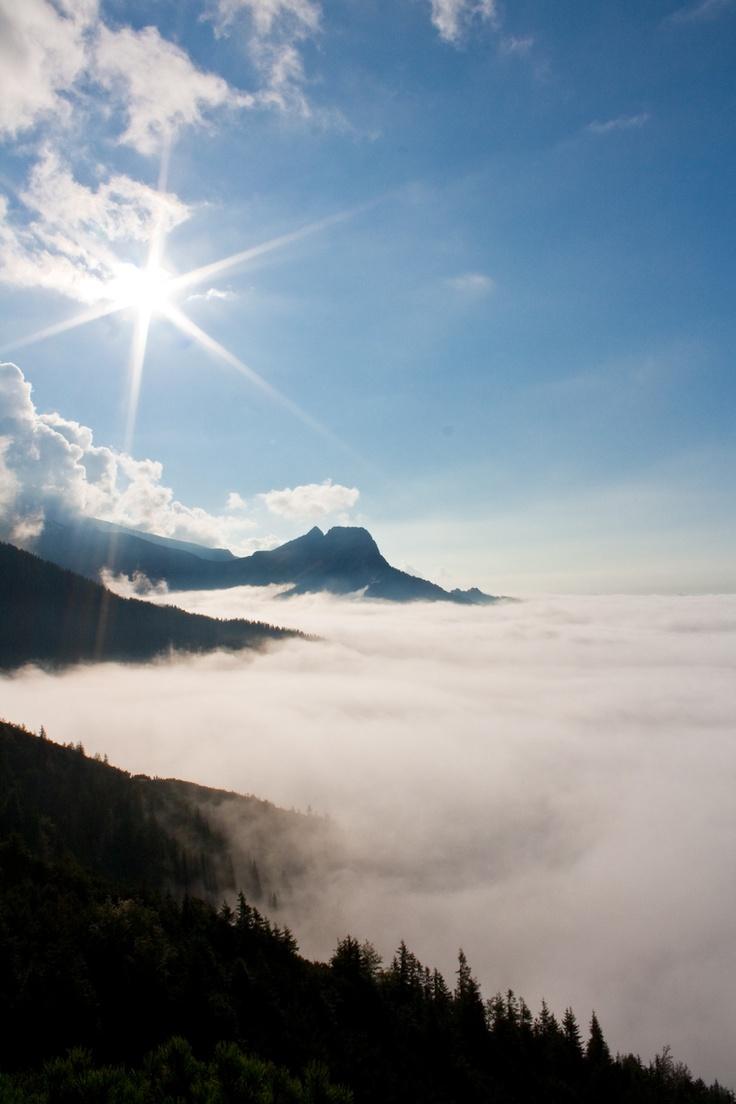 Tatry - polish mountains. Love it!