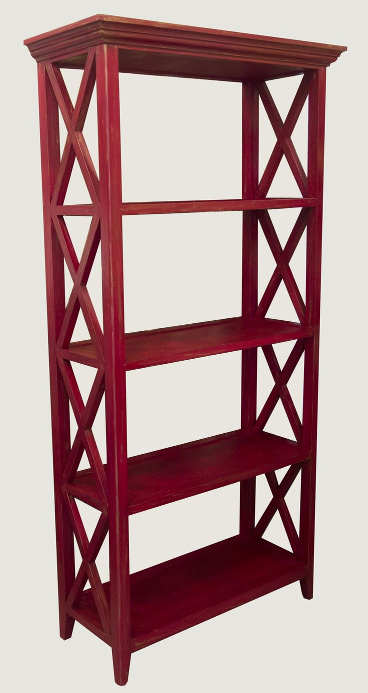 Las 25 mejores ideas sobre color rojo vino en pinterest - Mueble pintado a mano ...