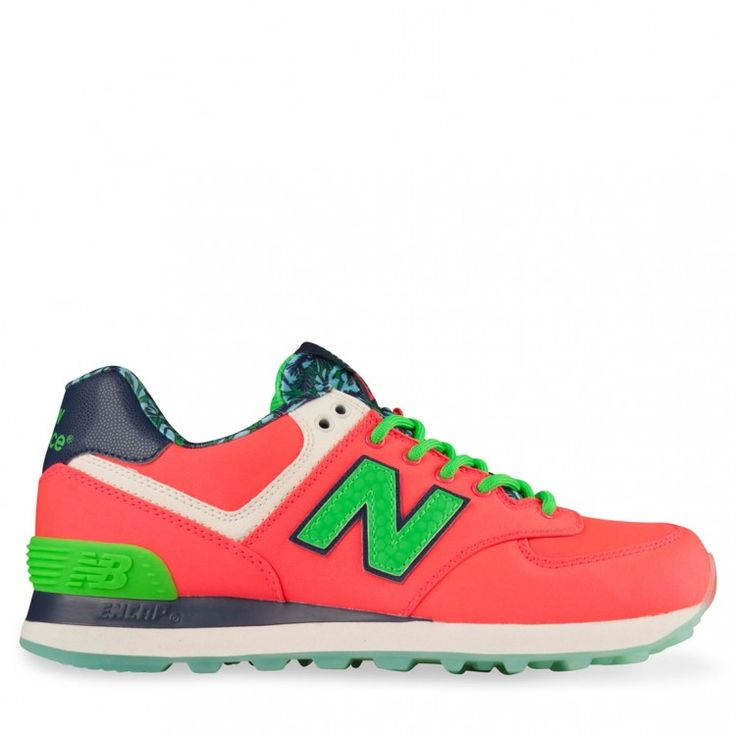 new balance 574 green red bull
