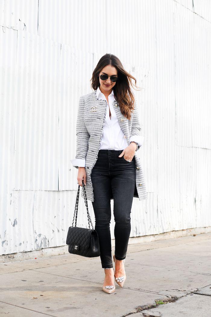 Chic Office Style   Carrie Bradshaw Lied   Bloglovin'