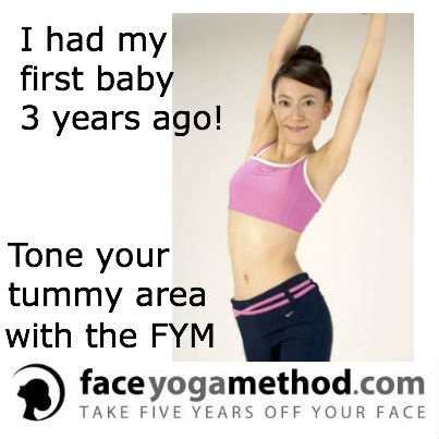 Tone Your Tummy Area With The FYM
