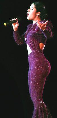 selena quintanilla purple outfit - Google Search