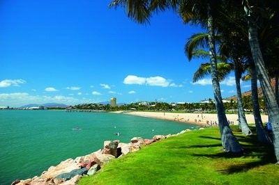The Strand, Townsville Australia