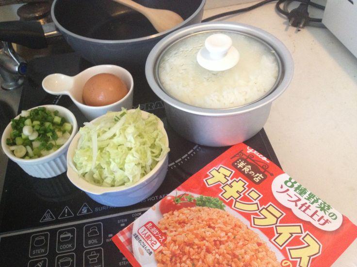 Chahan Fried rice