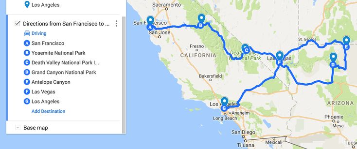 The Ultimate 14D USA West Coast Road Trip Itinerary for First-Timers