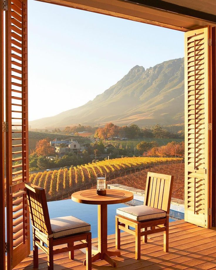 Delaire Graff Estate, Stellenbosch, South Africa.
