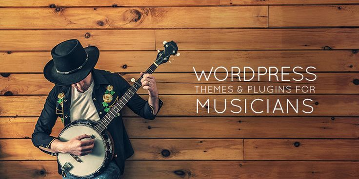8 Top WordPress Themes and Plugins for Musicians - WPExplorer