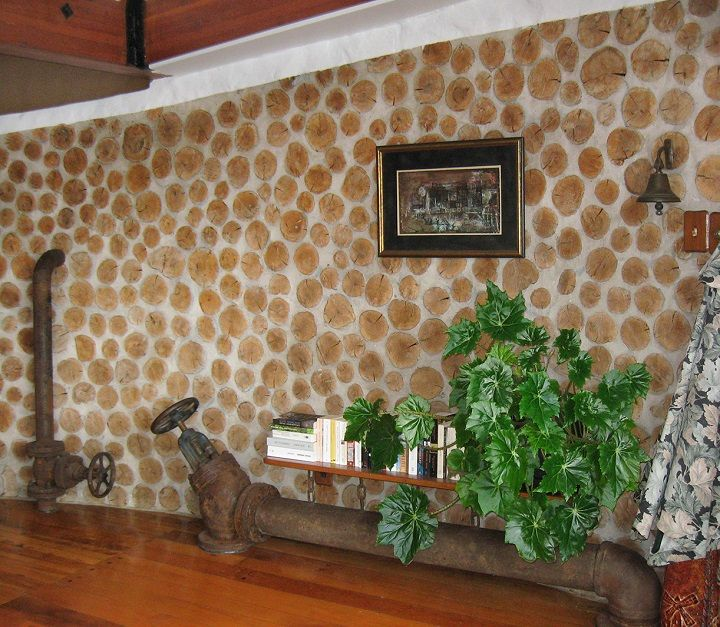 Ecological Design With Cordwood Wall And Earth Sheltered. Testimonial Of A  Self Made And Efficient Home Built 30 Years Ago.