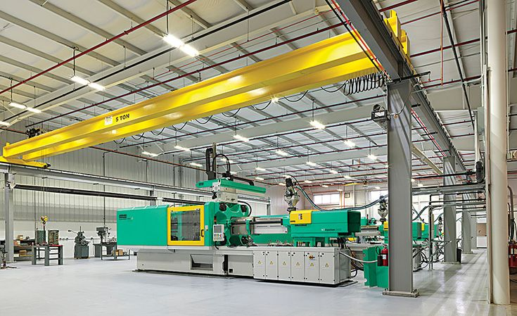 A superior standard of #FactoryLighting also ensures their overall safety whilst undertaking their every day tasks, especially when moving around large pieces of construction kit.https://goo.gl/GJ8CnH