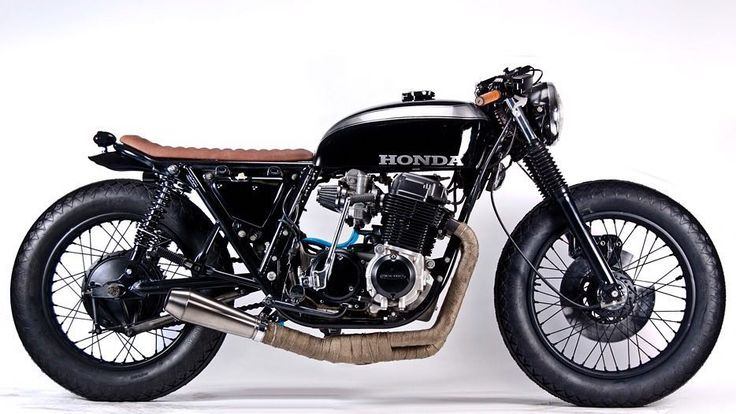 "Cafe Racer Nation on Instagram: ""Honda CB750 By Moto Hangar // caferacernation.co // #caferacer"""