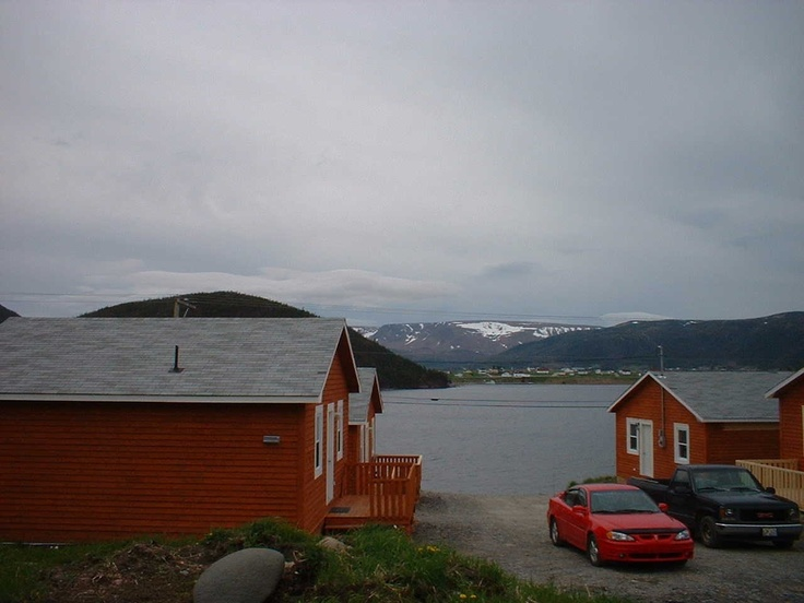 Big Garden Cottages in Norris Point (Gros Morne)