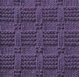 Tiles I Stitch Knitting Tutorial - (craftcookie)
