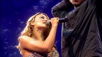 Kylie Minogue & Robbie Williams - Kids (Live Manchester 2000) HD - YouTube