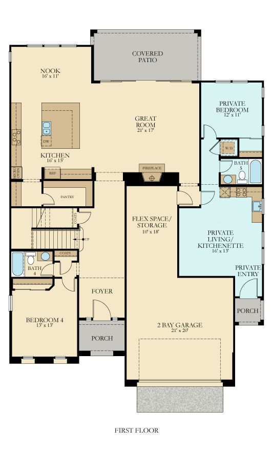 Lennar next gen homes floor plans for Next gen home plans