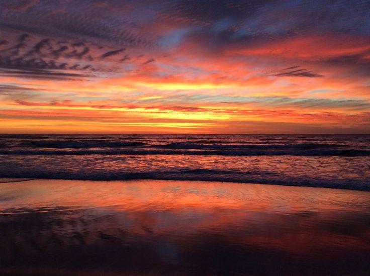 Sunrise Dreamtime Beach.