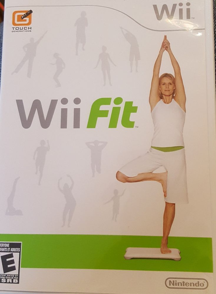 Wii Fit -- Nintendo Wii Fitness Exercise Work Out Game | Video Games & Consoles, Video Games | eBay!