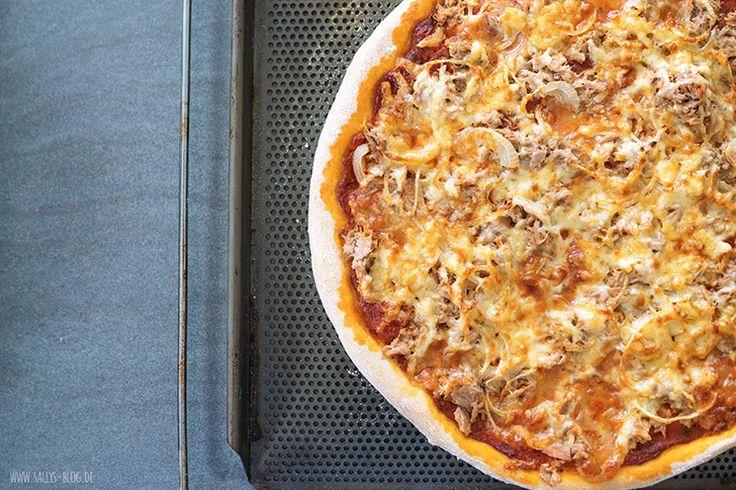 Sallys beste Pizza – Grundrezept Pizzateig und schnelle Pizzasoße