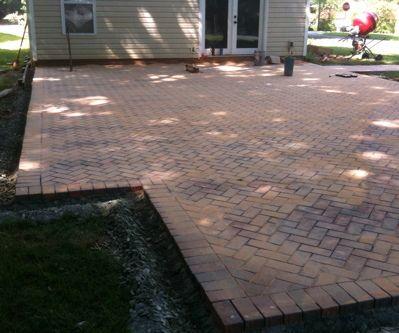Brick Patios, Stone Tiles, Take To, Porches, Decking, Bricks, Front  Porches, Patio Decks, Brick