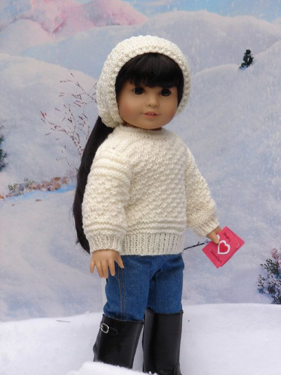 Knitting Pattern Boy Doll : 17 beste afbeeldingen over american girl doll knitting op ...