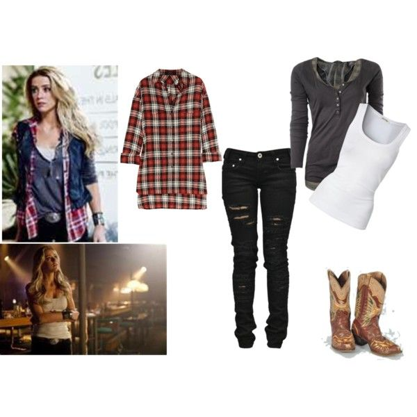 Drive Angry movie outfit by hayley22 on Polyvore featuring Joseph, Maison Scotch, American Vintage and Denim of Virtue
