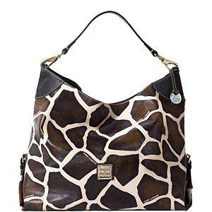 Dooney Giraffe