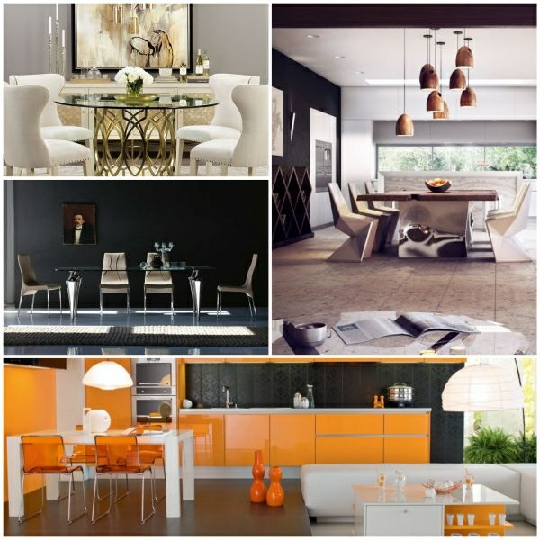 45 best Esszimmer images on Pinterest Chairs, Ideas and At home - esszimmer design