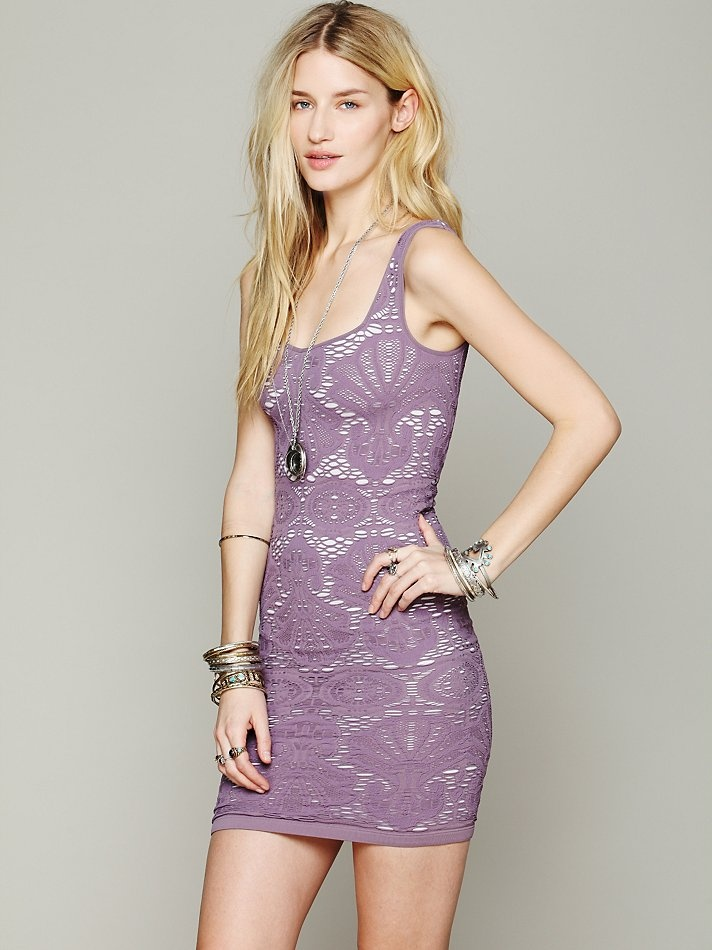 c9e51a80d0 Intimately Free People Sleeveless Medallion Slip at Free People Clothing  Boutique