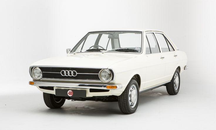 #Audi 80 LS. (1973) #tradition