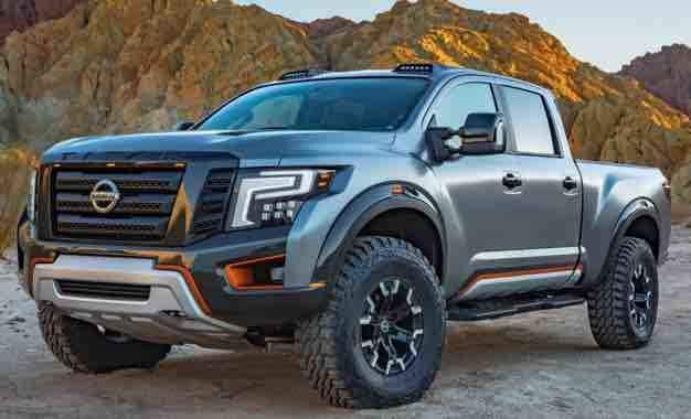 2020 Nissan Titan Warrior Price 2020 Nissan Titan Warrior Price If The Nissan Navara Pickup Decided To Go To The Nissan Titan Nissan Titan Xd Titan Diesel