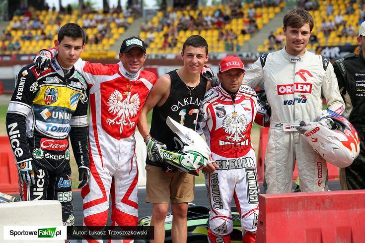 Toruńscy żużlowcy w kartingowym wyścigu gwiazd Drift Masters Grand Prix