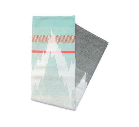 mint / Tea Towel