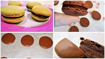 Οι συνταγές του Δίας!Dias recipes!: Πως Έφτιαξα Μακαρόν-Τι να μην κάνετε λάθος First T...