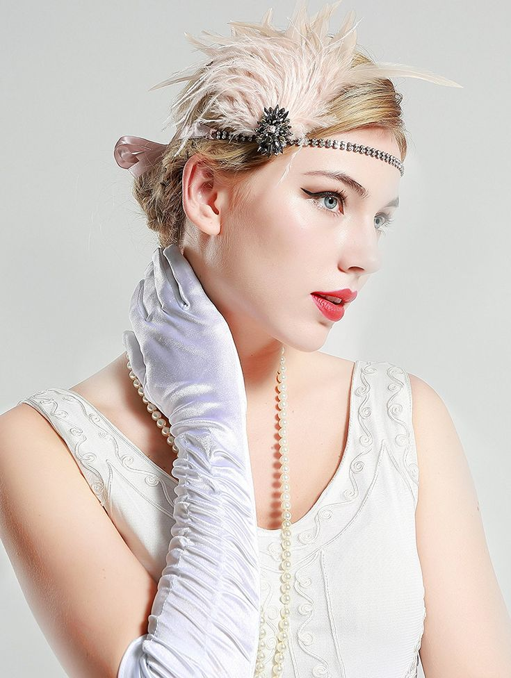gatsby style hair accessories best 25 great gatsby hair ideas on gatsby 4071