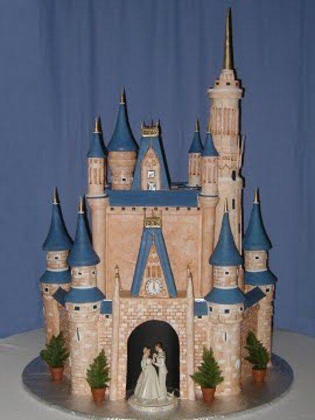 Best 25 Disney Castle Cake Ideas On Pinterest Princess