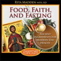 Food, Faith, and Fasting: I am learning so much from this wonderful podcast. Great for Orthodox Christians or anyone!