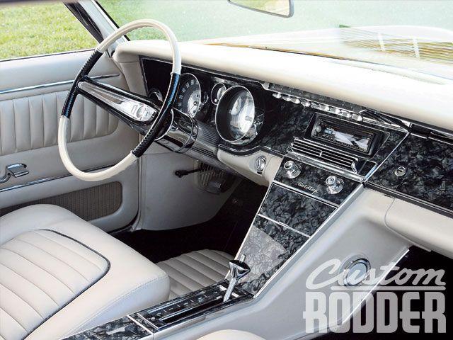 1963 Buick Riviera Dash