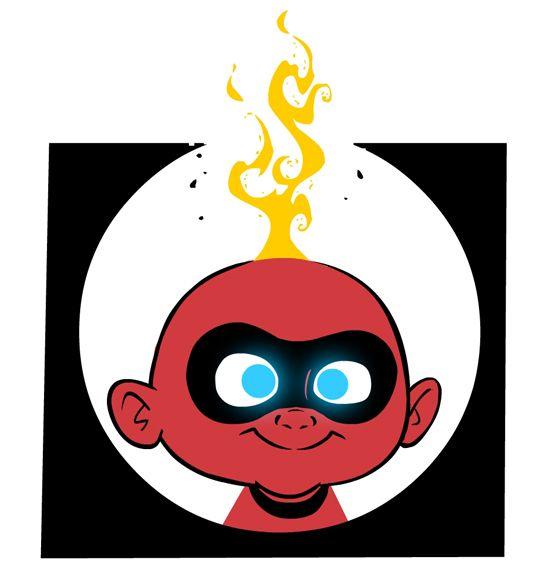 The Incredibles - Jack-Jack by riddsorensen on deviantART
