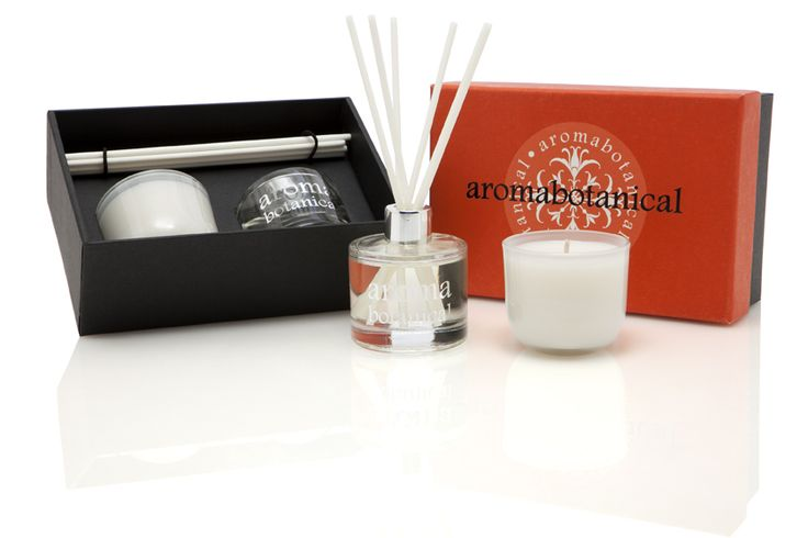 Persian Orange & Cassis Mini Gift Set #aromabotanical